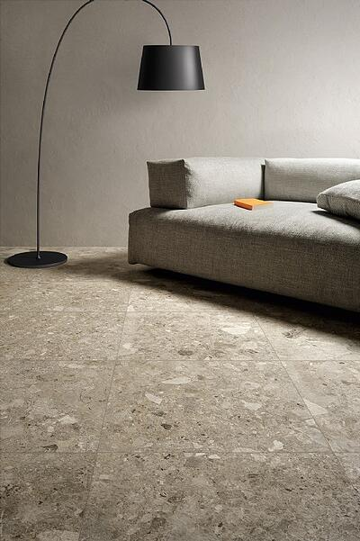 Breccia Field Tile in Beige